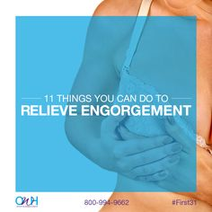 Dealing w/ engorgement? Feed early and often. Get more tips on our #Bfing page…