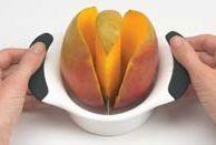 Easy mango slicer
