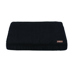 Jax & Bones Midnight Corduroy Memory Foam bed