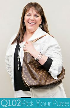 Louis Vuitton - Delightful Monogram. Go to wkrq.com to find out how to play Q102's Pick Your Purse!