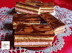 Az egyik legjobb süti, nálunk mindenki nagyon szereti, érdemes kipróbálni! Tiramisu, Food And Drink, Cookies, Chocolate, Drinks, Ethnic Recipes, Biscuits, Beverages, Schokolade