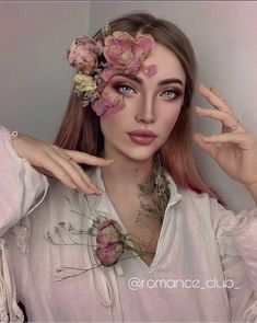 Romance, Body Drawing, Manga Girl, Girly Things, Different Styles, My Girl, Halloween Face Makeup, Club, Portrait