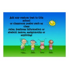 Kids Playing Personalized Classroom Poster We provide you all shopping site and all informations in our go to store link. You will see low prices onThis Deals          Kids Playing Personalized Classroom Poster please follow the link to see fully reviews...