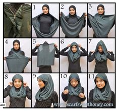Hijab Style UK | Hijab Style Part One « sweetsoursalty