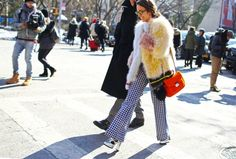 Street Style: New York Fashion Week Fall 2014 Part Two - Vogue Daily - Fashion and Beauty News and Features