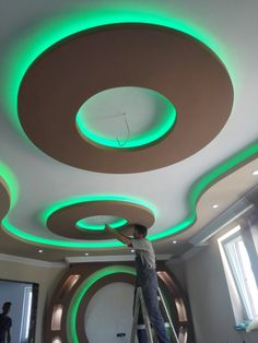 70 Modern recessed lighting lighting ideas for false ceilings and walls Pvc Ceiling Design, Simple False Ceiling Design, Plaster Ceiling Design, Ceiling Design Living Room, Home Ceiling, Ceiling Lights, Modern Recessed Lighting, Recessed Lighting Fixtures, Recessed Ceiling