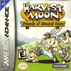 Harvest Moon Friends of Mineral Town http://www.ultimatevideogameathon.com/harvest-moon-friends-of-mineral-town-gba/