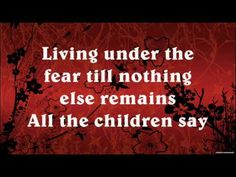 ▶ Tina Turner - We Don't Need Another Hero (Lyrics) - YouTube.. Powerful message for NOW!!!