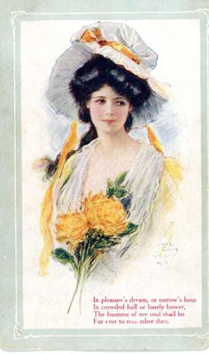 1909 postcard. Hagins collection.