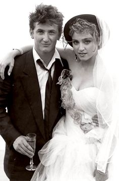 Who is Madonna's first husband?