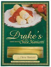 Cheese Manicotti 8ct