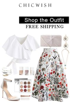 Stylish Outfits, Cool Outfits, Fashion Outfits, Womens Fashion, Work Attire, Skirt Outfits, Passion For Fashion, Spring Outfits, Ootd