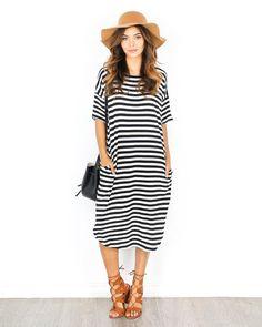 Weekender Midi Dress