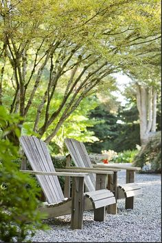 Garden chair with a good book and a glass of lemonade!