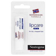 See related links to what you are looking for. Neutrogena, Chapped Lips, Formulas, Lip Care, Your Lips, The Balm, Moisturizer, Alcohol, How To Apply