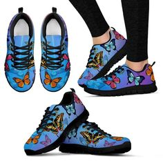 Buy Butterfly 3 Sneakers: Shoes | Shoes