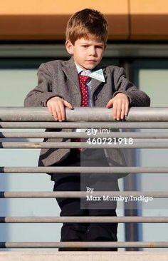 James, Viscount Severn - Queen Elizabeth II's youngest grandchild