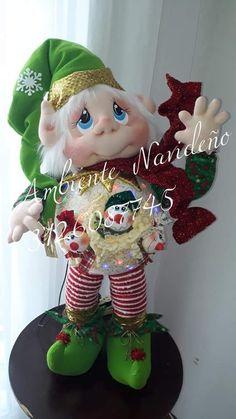 Red Christmas Ornaments, Mary Christmas, Christmas Gnome, Christmas Gingerbread, Christmas Fabric, Felt Ornaments, All Things Christmas, Christmas Holidays, Christmas Crafts