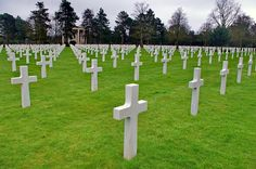 Normandie Omaha Beach 25 Cimetière américain de Colleville sur Mer
