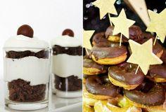 Oscars party mini desserts
