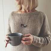 Ravelry: Gurolaga's Dreamy sweater