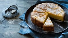Orange and almond cake | Gluten free recipes | SBS Food