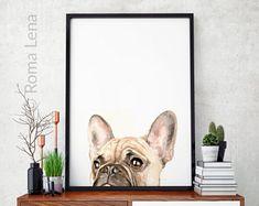 Custom PEEKABOO pet portrait Custom pet drawing, animal portrait painting,pet portrait artist, dog portraits, custom pet, personalized pet
