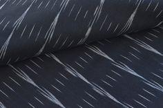 Ikat Fabric, Hand Woven fabric, Home Spun, Indian Ikat Fabric, Ikat Fabric by…