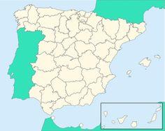 Pon a prueba tus conocimientos sobre geografía española con estos juegos interactivos.