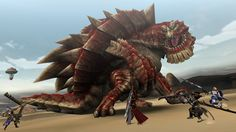 Something Special Is Coming For The Tenth Anniversary Of 'Monster Hunter Frontier'