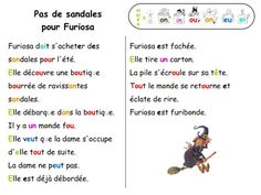 Histoires simples alphas Read In French, Learn French, Teaching Reading, Comprehension, Kids Learning, Classroom, Writing, School, Grande Section