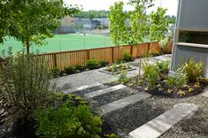 Gravel Landscaping Front Yard Ideas