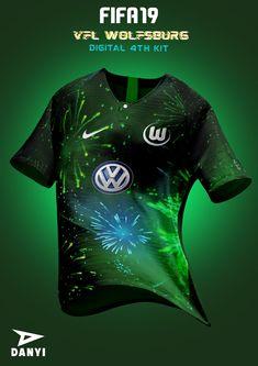 FIFA 19 X NIKE football kits. on Behance Nike Football Kits, Soccer Kits, Football Jerseys, Fifa Football, Ea Sports, Sports Shirts, Soccer Outfits, Shirt Designs, Behance