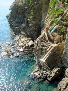 People generally are afraid of tripping down stairs, but these are on a different level, literally.