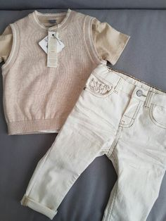 Baby outfit Baby Boy, Grey, Boys, Pants, Outfits, Fashion, Gray, Baby Boys, Trouser Pants