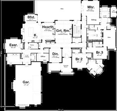 Prairie Pines Floor Plan