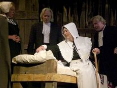 Rebecca Nurse (1621-1692), hanged for witchcraft at 71 years old—my 9th great-grandmother.