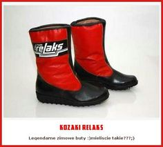 chce to z www. Poland People, Poland Country, My Childhood Memories, Retro, Hunter Boots, Old School, Rubber Rain Boots, Nostalgia, Vogue
