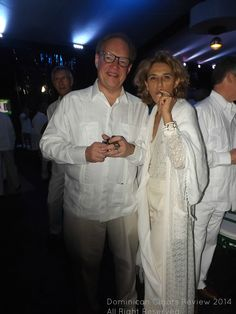 Fiesta blanca PROCIGAR 2014