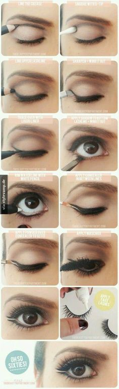 Make-up - voll im Trend! (Best Eyeliner)