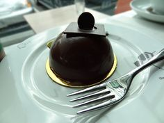 Decadent chocolate - Thomas Haas Patisserie in North Vancouver Thin Crust Pizza, North Vancouver, Decadent Chocolate, Halibut, North Shore, Foodies, Restaurants, Happiness, Drink