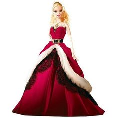 Barbie Doll Collectors | Mattel Barbie Doll Holiday 2007 - Collector Dolls Barbie - review ...