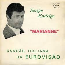 Sergio Endrigo - Italy - Place 10
