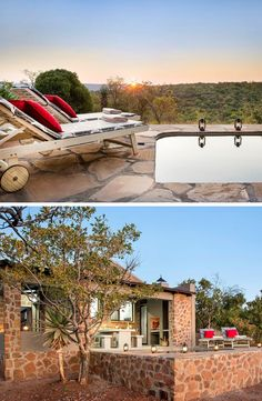 The Hanging Garden Bushveld Eco-Retreat is any tired soul's detox heaven.    #eco #retreat #detox #byetechnology #nature #Africa