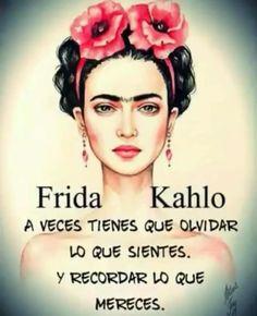 Citations Frida, Frida Kahlo Cartoon, Frida Quotes, Kahlo Paintings, Finding Love Quotes, Pink Quotes, Quotes Quotes, Wellness Quotes, Fitness Quotes