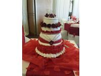 Kace Creative Cakes will make your cakes