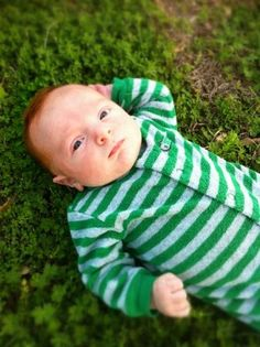Check out this BabyCenter photo contest: Babies in Green! My grandson! Click the picture to love his pic on babycenter!