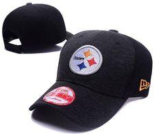 Men s   Women s Pittsburgh Steelers New Era 2016 NFL Classic Team  Adjustable Curved Hat - Heather 9c7e01760