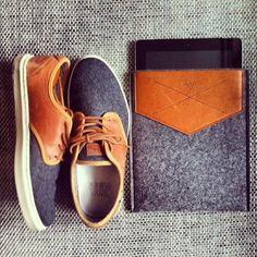 .@// Bijdevleet // | Wool and leather twins ... #vans #freshcotton #menandstyle | Webstagram - the best Instagram viewer