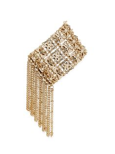 Ivy Fringe Statement Bracelet from Kendra Scott Jewelry on Gilt